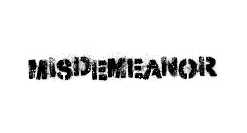 Misdemeanor Font