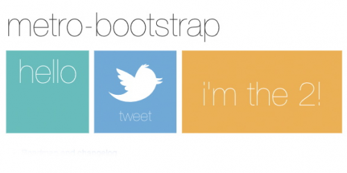 Metro-Bootstrap by TalksLab