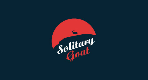 Solitary Goat