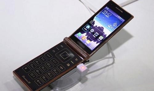 Flip Samsung W2014