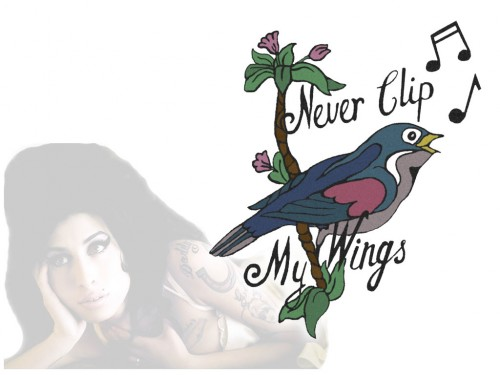 Never Clip My Wings Amy Winehouse
