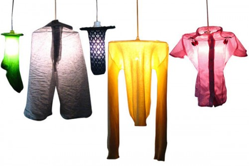 Clothes Lamps