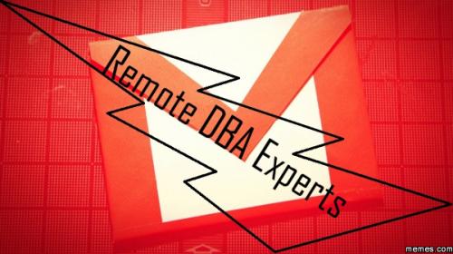 Remote DBA Experts