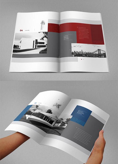 Amazing Real Estate Brochure Design