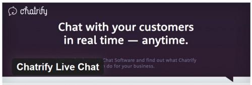 Chatrify Live Chat