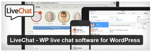 LiveChat - WP Live Chat Software