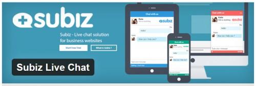 Subiz Live Chat