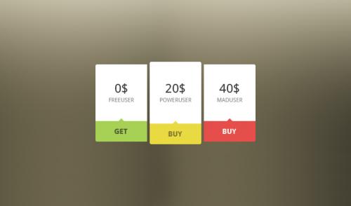 Cool Free Mini Price Table