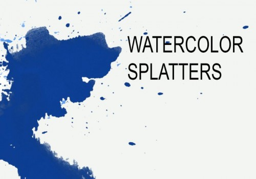 32 High Quality Watercolor Paint Brushes