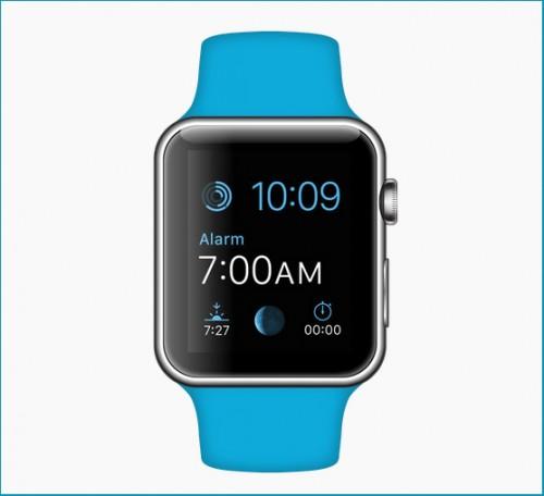Amazing Free Apple Watch UI kit