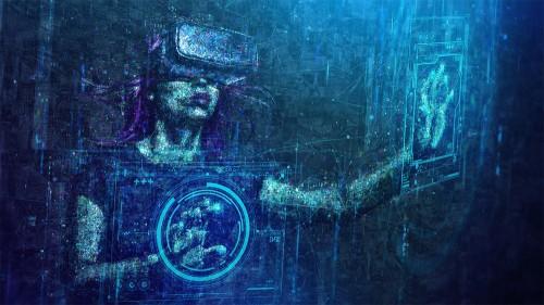 Create Glitchy Sci-fi Art Using Photoshop