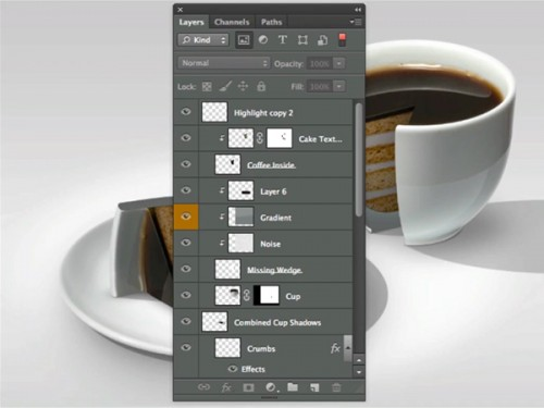 11_Manage Your Layers More Efficiently With Photoshop CS6