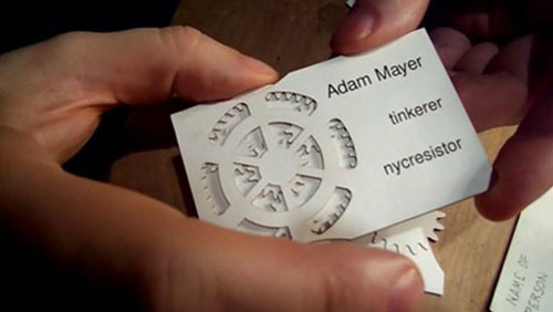 28_Adam Mayer Geared Business Cards