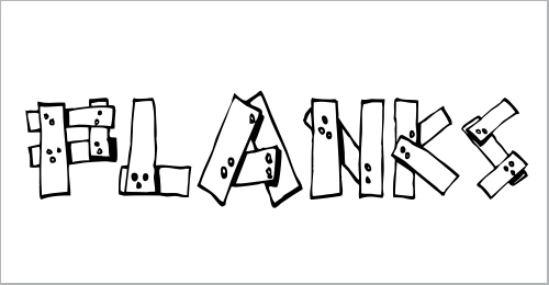 Planks Font