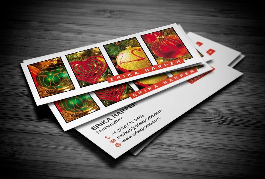 20 Creative Photography Business Cards Designs - PixelPetal