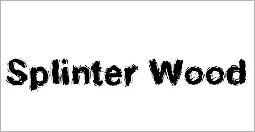 Splinter Wood