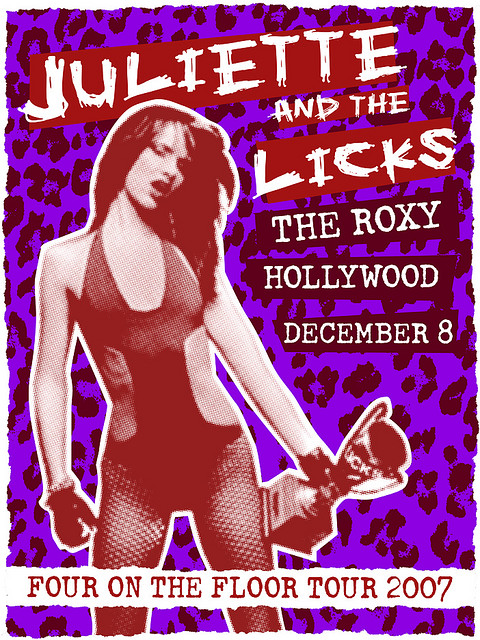 13_Juliette and The Licks
