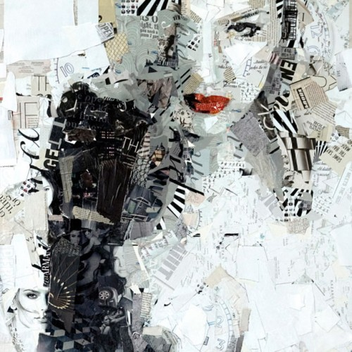 9_Recycled Collage Art of Derek Gores