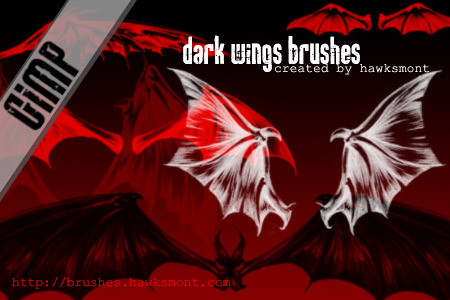 8_GIMP Dark Wings