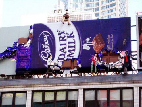 10_Dairy Milk Billboard