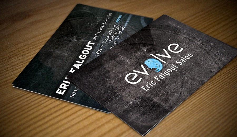 22 Stunning Black Business Cards For Your Inspiration PixelPetal