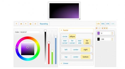 Visual CSS Tools