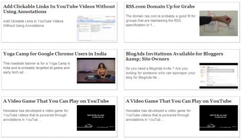 Google XML Sitemap for Videos
