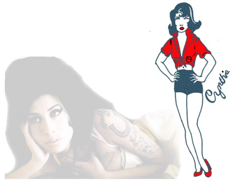 Cynthia Amy Winehouse
