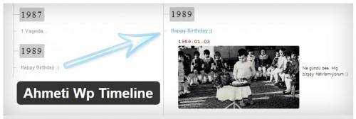 Ahmeti Wp Timeline