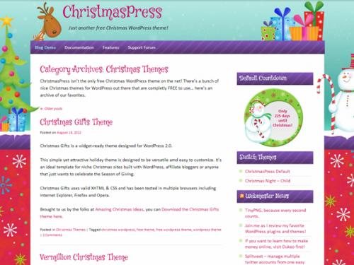 ChristmasPress