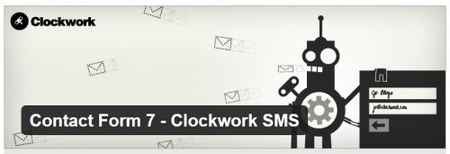 Contact Form 7 - Clockwork SMS