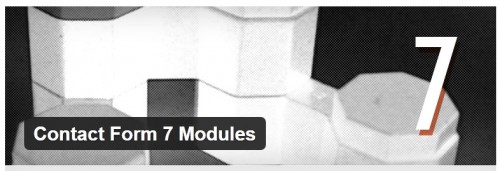 Contact Form 7 Modules