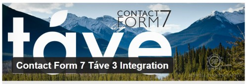 Contact Form 7 Tave 3 Integration