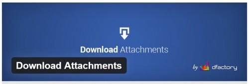 Download Attachments