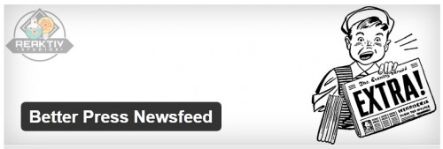 Better Press Newsfeed