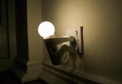 Martyr Lamp