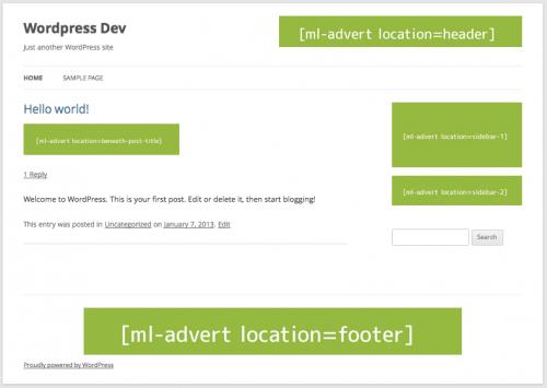 ML Adverts