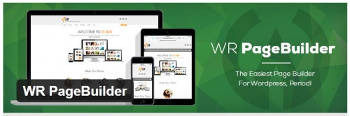 WR PageBuilder