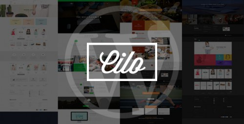 Cilo - Ultimate Multi-Purpose Responsive Theme
