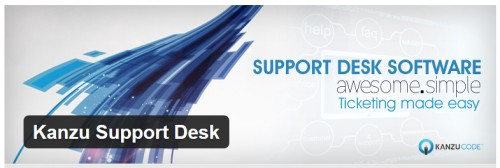 Kanzu Support Desk