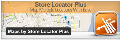 Maps by Store Locator Plus