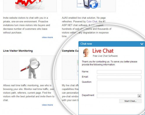 MyLiveChat - Free Live Chat Plugin
