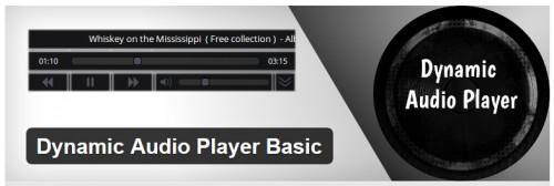 Dynamic Audio Player Basic