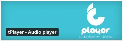 tPlayer - Audio Player