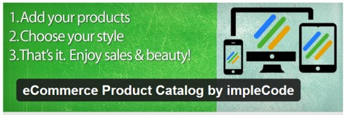 eCommerce Product Catalog by impleCode