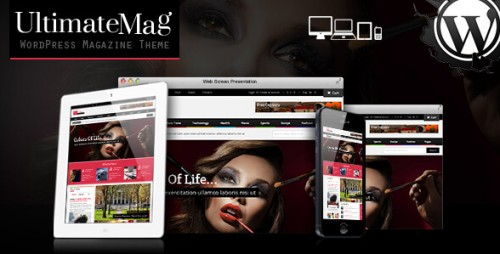 Ultimate Magazine Responsive WordPress Theme