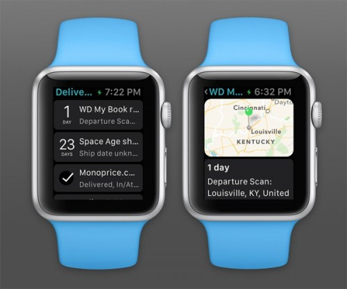 Attractive Free Deliveries for Apple Watch